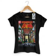 Camiseta Feminina Batman Rogues Gallery
