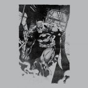 Camiseta Feminina Batman Tracing
