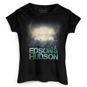 Camiseta Feminina Edson & Hudson Show