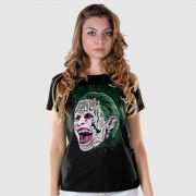 Camiseta Feminina Esquadrão Suicida The Joker Prince of Crime
