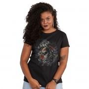 Camiseta Feminina Guns N´ Roses Firepower