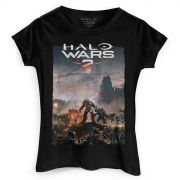 Camiseta Feminina Halo Wars 2