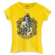Camiseta Feminina Harry Potter Hufflepuff