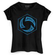 Camiseta Feminina Heroes Of The Storm Símbolo