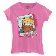 Camiseta Feminina Jaime Selfie