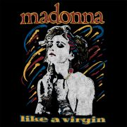 Camiseta Feminina Madonna Like a Virgin 3