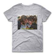 Camiseta Feminina Mescla Juntos e Shallow Now