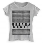 Camiseta Feminina Urbanamente Grey