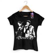 Camiseta Feminina Victor & Leo - PB