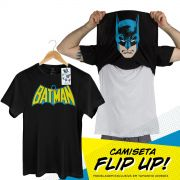 Camiseta Flip Up Batman