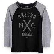 Camiseta Manga Longa Feminina NXZero NX0