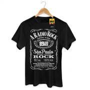 Camiseta Masculina 89 FM A Rádio Rock