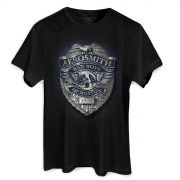 Camiseta Masculina Aerosmith Bad Boys Of Boston
