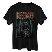 Camiseta Masculina Alice Cooper Shattered