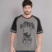 Camiseta Masculina Batman Dark Alley