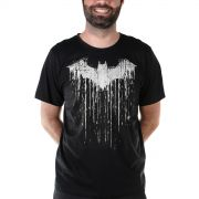 Camiseta Masculina Batman Melting