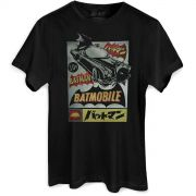 Camiseta Masculina BDP Clothing Batmobile
