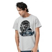 Camiseta Masculina Call of Duty Wings For Victory