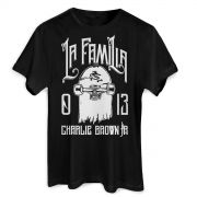 Camiseta Masculina Charlie Brown Jr Skate 013