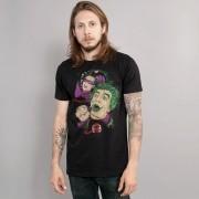 Camiseta Masculina DC Comics Vilões de Gotham City 1966
