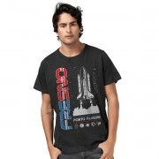 Camiseta Masculina Fresno Launch Rocket