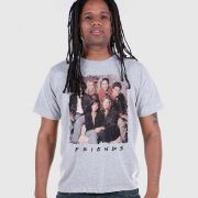 Camiseta Masculina Friends I'll Be There for You
