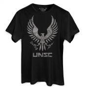 Camiseta Masculina Halo UNSC Logo
