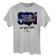 Camiseta Masculina Harmonia do Samba Debaixo de um Caminhão