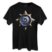 Camiseta Masculina Hearthstone Icon