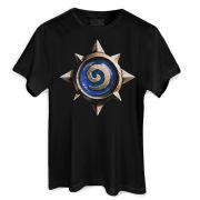 Camiseta Masculina Hearthstone Icon