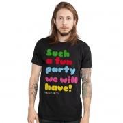 Camiseta Masculina Hello Kitty Fun Party