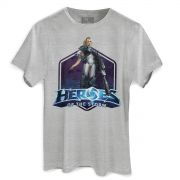 Camiseta Masculina Heroes Of The Storm Nova