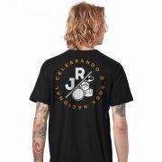 Camiseta Masculina João Rock Celebrando o Rock Nacional Ícone