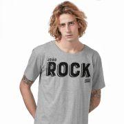 Camiseta Masculina João Rock Desde 2002