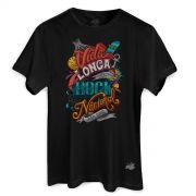 Camiseta Masculina João Rock Vida Longa ao Rock Nacional