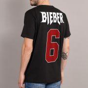 Camiseta Masculina Justin Bieber Purpose Tour 6