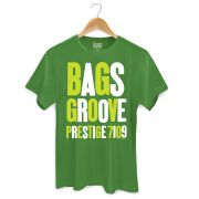 Camiseta Masculina Miles Davis Bags Groove