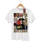 Camiseta Masculina Os Paralamas Do Sucesso Face