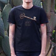eeb1d2234c Camiseta Masculina Sandy Segredo