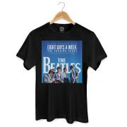 Camiseta Masculina The Beatles Eight Days a Week