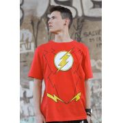 Camiseta Masculina The Flash Costume