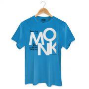 Camiseta Masculina Thelonious Monk Prestige Blue