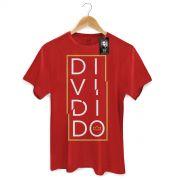 Camiseta Masculina Thiaguinho Dividido