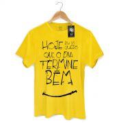 Camiseta Masculina Thiaguinho Simples Desejo