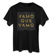 Camiseta Masculina Thiaguinho #VamoQVamo