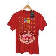 Camiseta Masculina Turma da Mônica 50 Anos Modelo 2 Anos 90