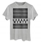 Camiseta Masculina Urbanamente Grey