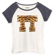 Camiseta Raglan Feminina TodaTeen TT