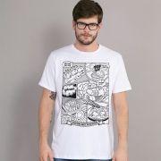 Camiseta Unissex Gudetama HQ