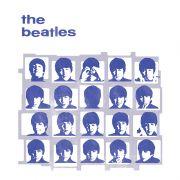 Camiseta Unissex The Beatles Hard Day´s Night Blue Basic